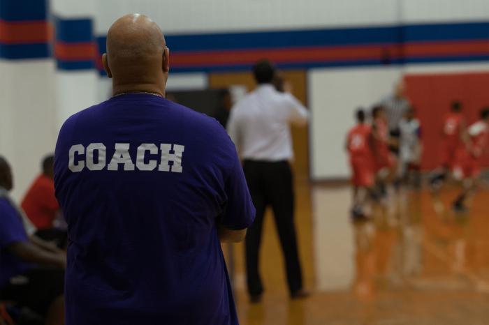 Coach Brian